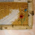 Картина панно рисунок Поделка изделие Макраме Последние мои работы в технике макраме Капрон фото 35.