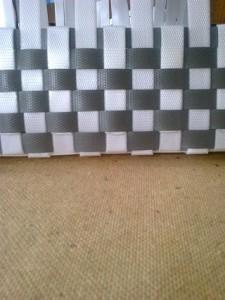 Плетение из полипропилена