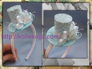 Как сделать декоративную шляпку