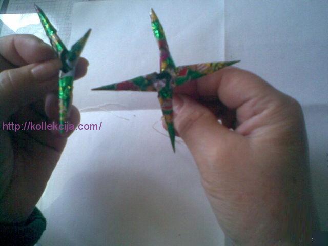 Поделки из конфетных фантиков, как сделать из фантиков поделку, мастер-класс поделки из фантиков.