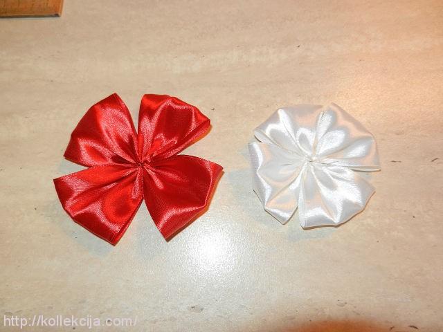 Мастер-класс: Розы из атласных лент...(мастер класс ... это цветы из...