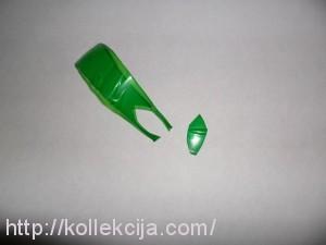 Береза из пластиковой бутылки