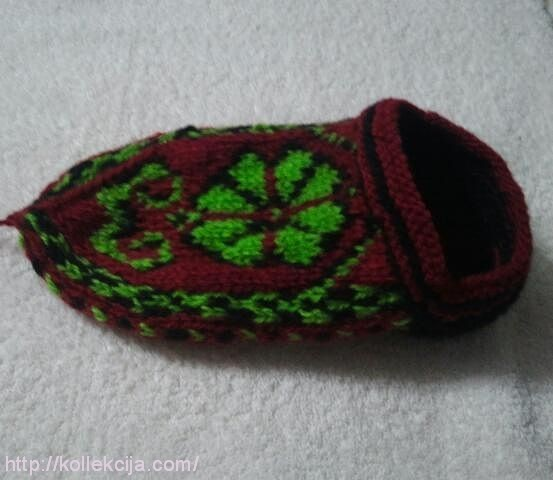 Лиля магаметова вязание тапочек