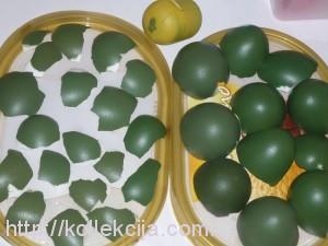 Подготовка яичной скорлупы для мозаики