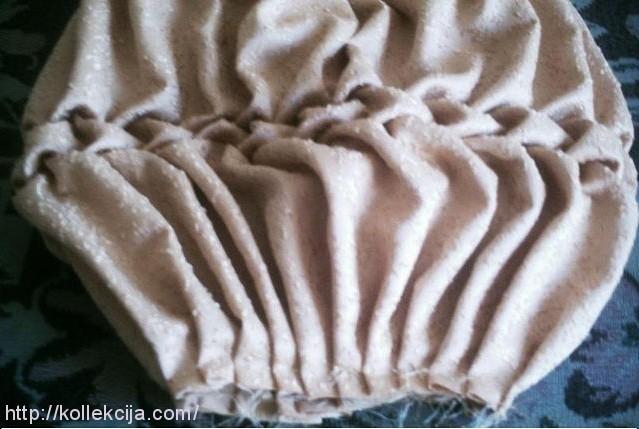 Круглая подушка буфы, круглые. ... фото, круглая подушка буфы как сшить.