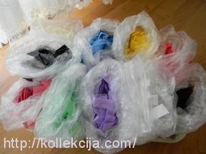 Модная сумочка из пакетов