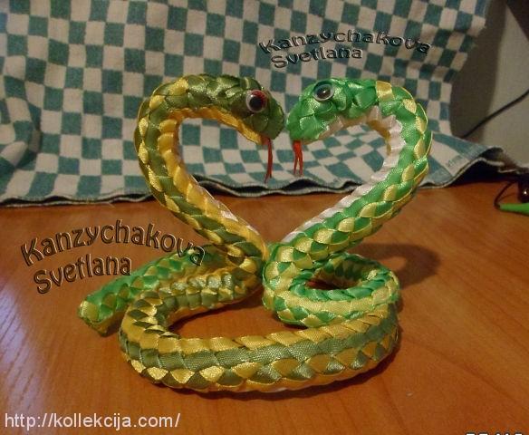 Год змеи своими руками 45