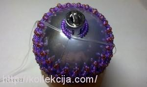 шар из бисера