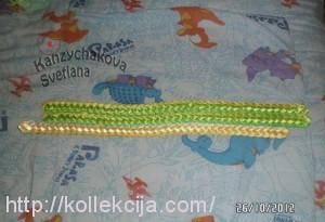 Змейка канзаши