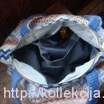 Как сшить сумку из свитера