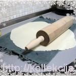 Шкатулка из солёного теста