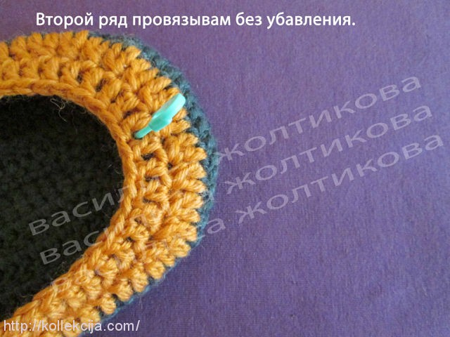 Ютуб вязание тапочек крючком мастер класс - Kazan-avon