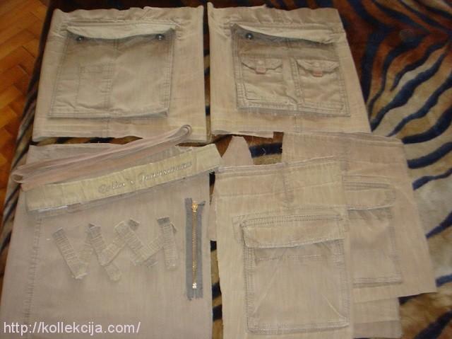 Сумки из джинса своими руками