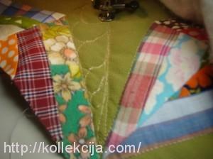 Как сшить лоскутное одеяло