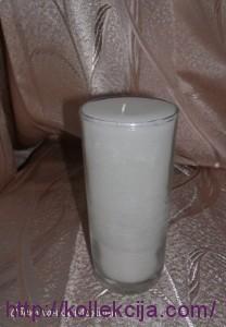 Свеча в стакане своими руками