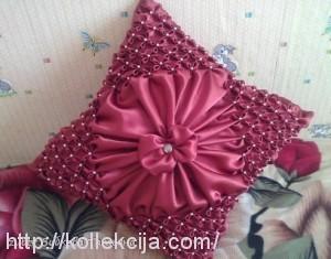 Подушка с буфами