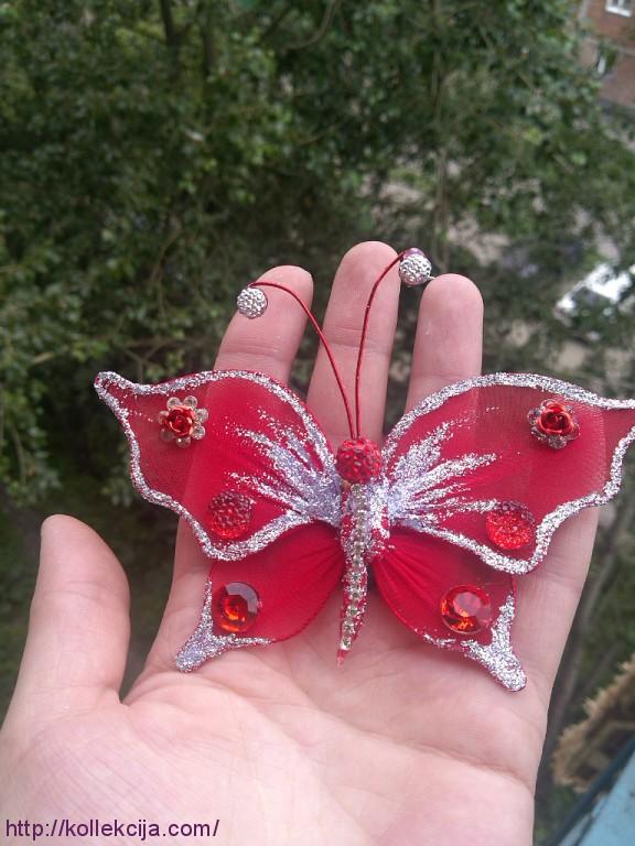 МотоМастер класс бабочки своими руками