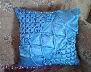 Подушка буфы квадраты