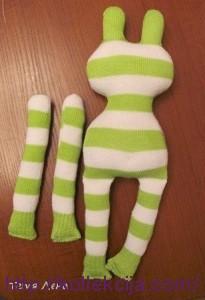 Лягушка своими руками из носков