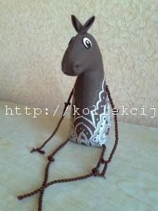 Лошадка из ткани своими руками