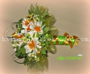 Букет дублер невесты своими руками