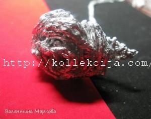 Роза из фольги своими руками