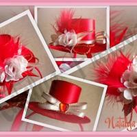 Декоративная шляпка своими руками
