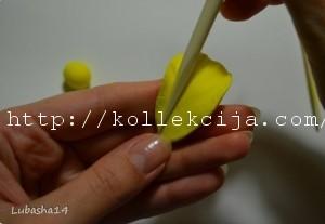 Цветок Эшшольция своими руками