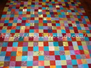Одеяло из квадратов