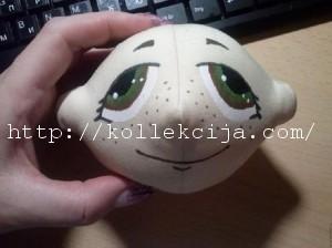 Как нарисовать глаза кукле