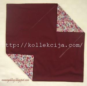 мешочек оригами