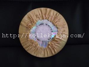 Игольница из дисков