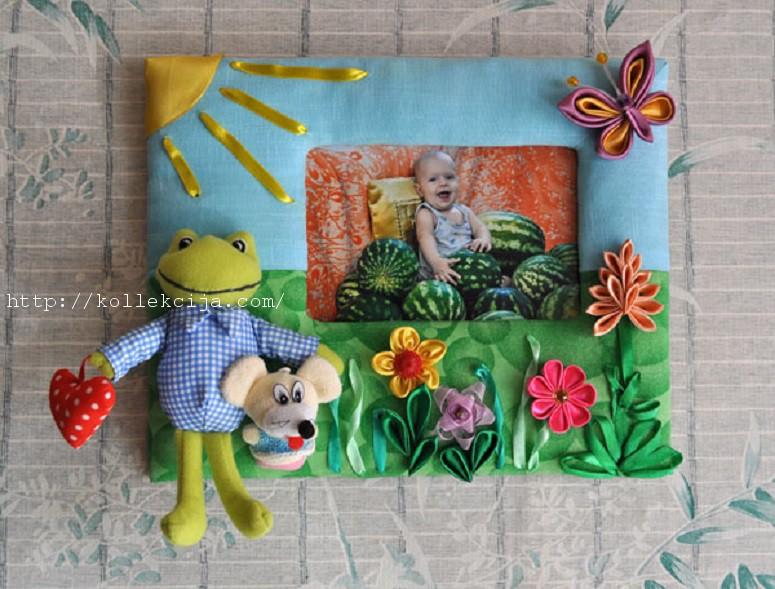 Панно для детской своими руками из подручных материалов