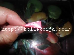Цветок из атласных лент своими руками