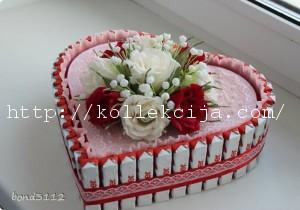 tort iz konfet