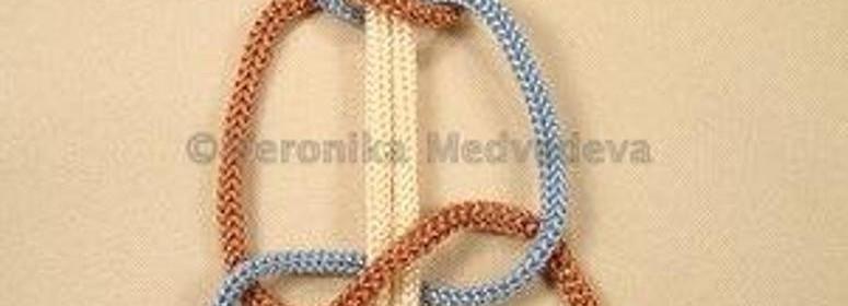 Техника плетения макраме