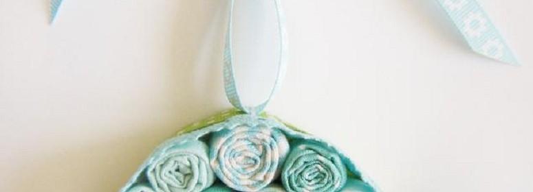 Цветочная подвеска