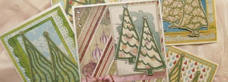 Поздравительная новогодняя открытка