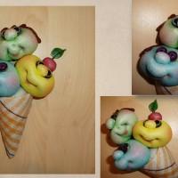 Магнит Мороженое