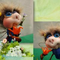 Кукла Стрекоза