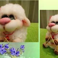Кукла Овечка