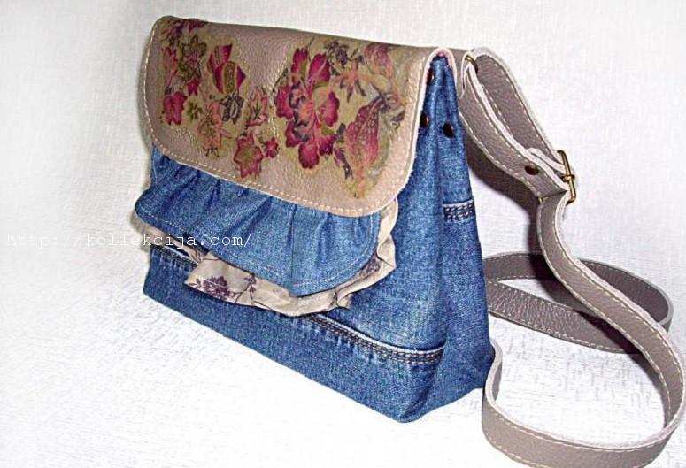 Рюкзак из джинсов своими руками мастер класс городской рюкзак в магазине