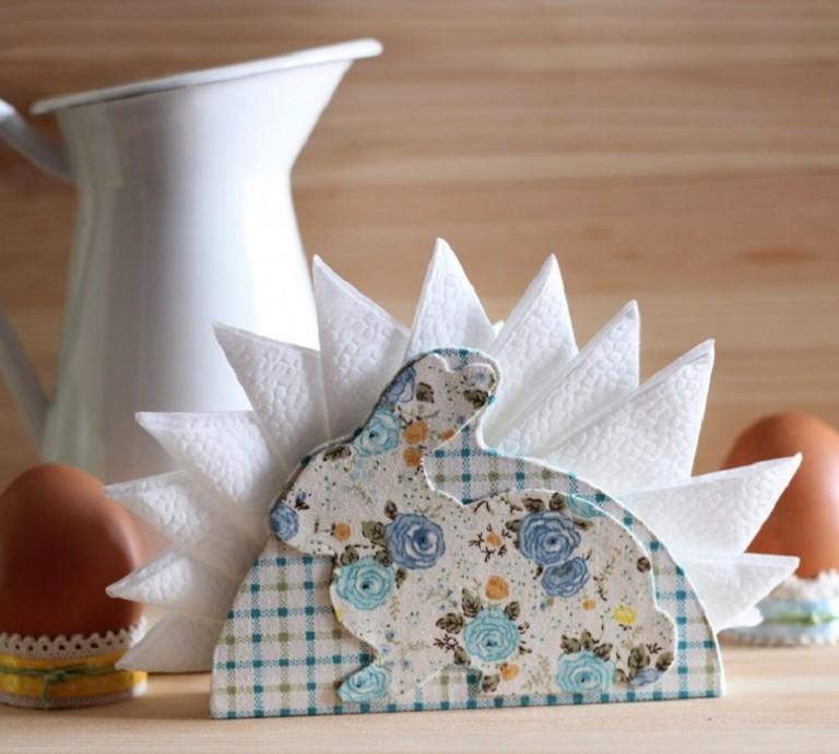 Как сделать подставку для салфеток из картона своими руками 8