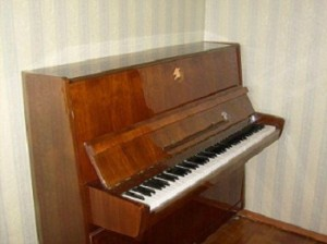 Реставрация пианино своими руками