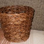 Плетение из старых газет