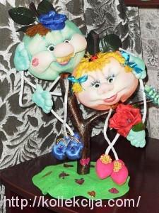 Кукла из колготок своими руками