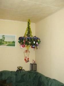 подвесная елка