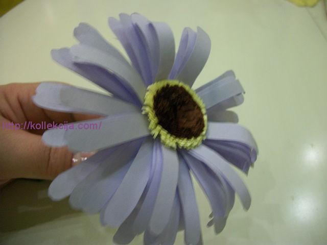 Мастер-класс цветы из бумаги
