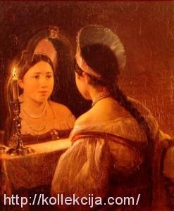 Гадание зеркальный коридор