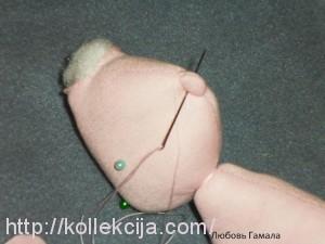 Куклы из трикотажа